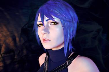 Aqua - Kingdom Hearts by I-S-Mast