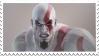Kratos Stamp by CelestialZodiac