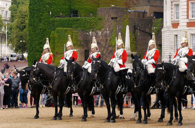 Horse Guards by imargarita