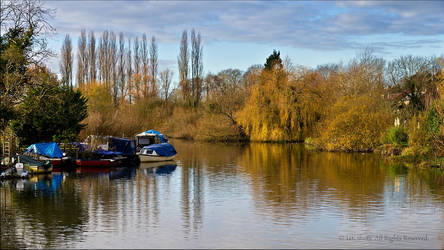Wareham River, Dorset by UK-Shots