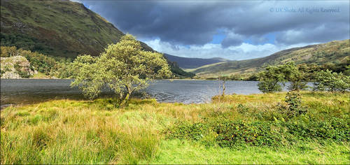 LLynnau Nymbyr, North Wales, UK - Another View. by UK-Shots