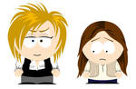 Labyrinth South Park by whysoseriouss
