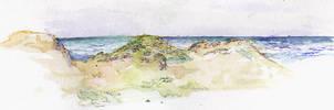 The Goolwa Beach by Alecat