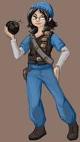 Meet the Team: Demoman Ale by Alecat