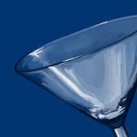 Midnight Martini by Alecat