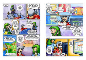 AVCon Booklet Comic 2011 by Alecat