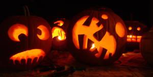 Pumpkins by flappybat