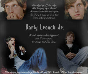 Barty Crouch Jr. - Azkaban by Barty-Crouch-Jr-Club