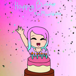 Happy Birthday MoonWolf by Yummilicous