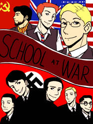 School At War by WLSC