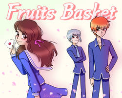 Fruits Basket 2019 by ngflora77