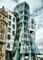 Prague - Dancing House by pingallery