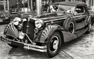 Auto Union Horch by pingallery