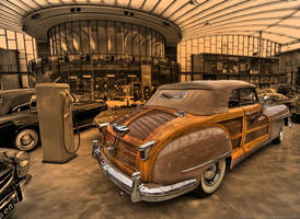 Chrysler Town and Country by pingallery