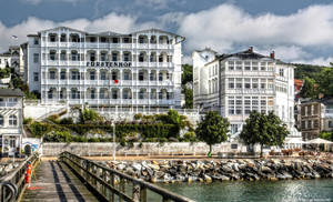Sassnitz - Hotel Fuerstenhof by pingallery