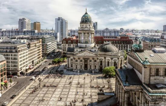 Berlin - German Dom by pingallery