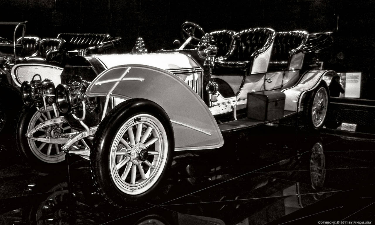 Mercedes 75 PS Doppelphaeton by pingallery