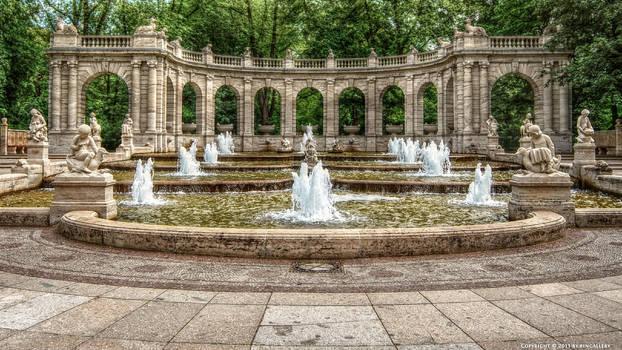Berlin - Fairy tale wells by pingallery