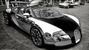 Bugatti Veyron Grand Sport I by pingallery