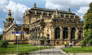 Dresden Zwinger IV by pingallery