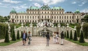 Wien - Obere Belvedere 1 by pingallery