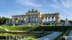 Gloriette-Castle Schoenbrunn 1 by pingallery