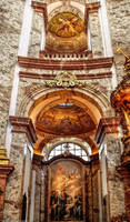 Vienna-St. Charles Church I by pingallery