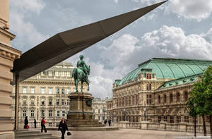 Vienna - Albertinaplatz by pingallery