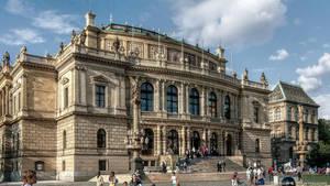Prag - Rudolfinum by pingallery