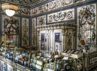 The most beautiful dairy shop in the world by pingallery