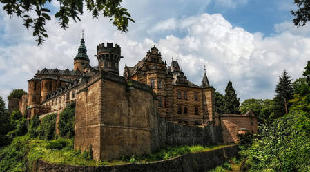 Castle Friedland I by pingallery