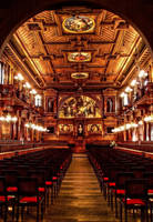 Heidelberg - The old assembly Hall by pingallery