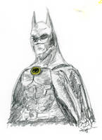 Batman by AdamTSC