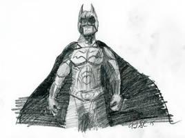 Batman Dark Knight by AdamTSC