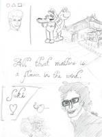 Pre-Blog Sketchbook Page 2 by AdamTSC