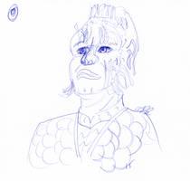 Neelix Sketch by AdamTSC