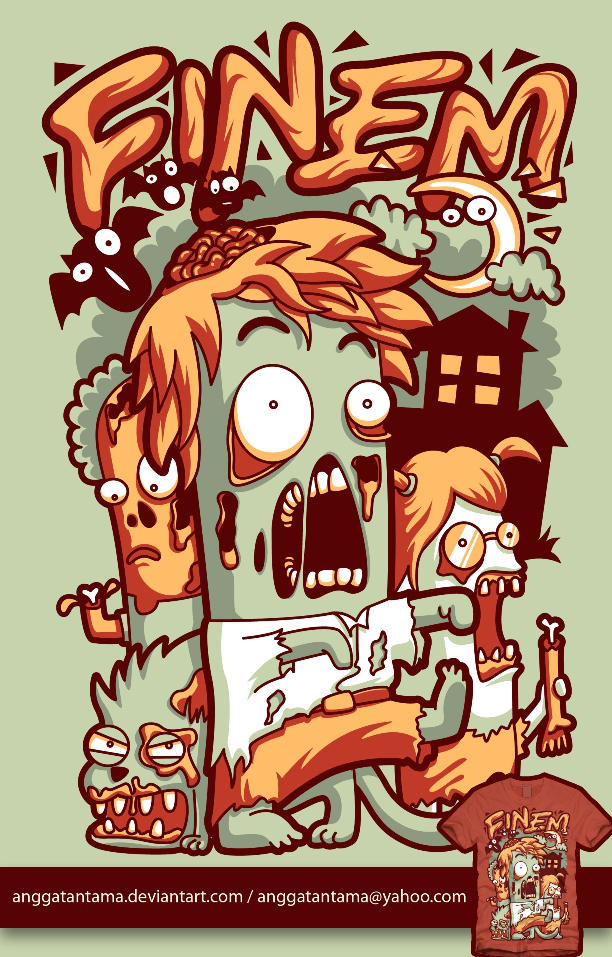 Zombie by anggatantama