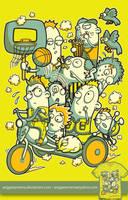 Tricycle by anggatantama