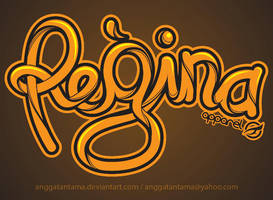 Regina by anggatantama