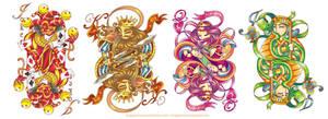 The Cards by anggatantama
