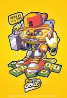 Hip - Hop time! by anggatantama