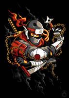 Ninja by anggatantama