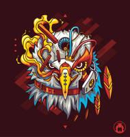 Eagle by anggatantama