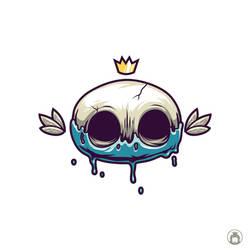 Skull by anggatantama