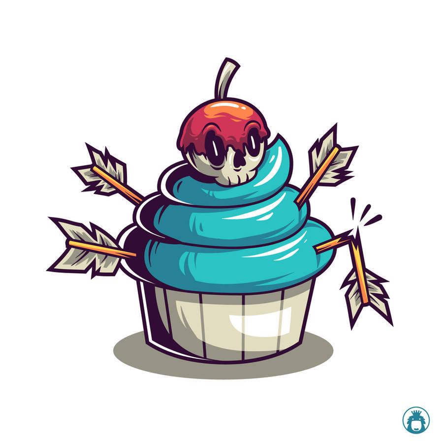 Cupcake by anggatantama