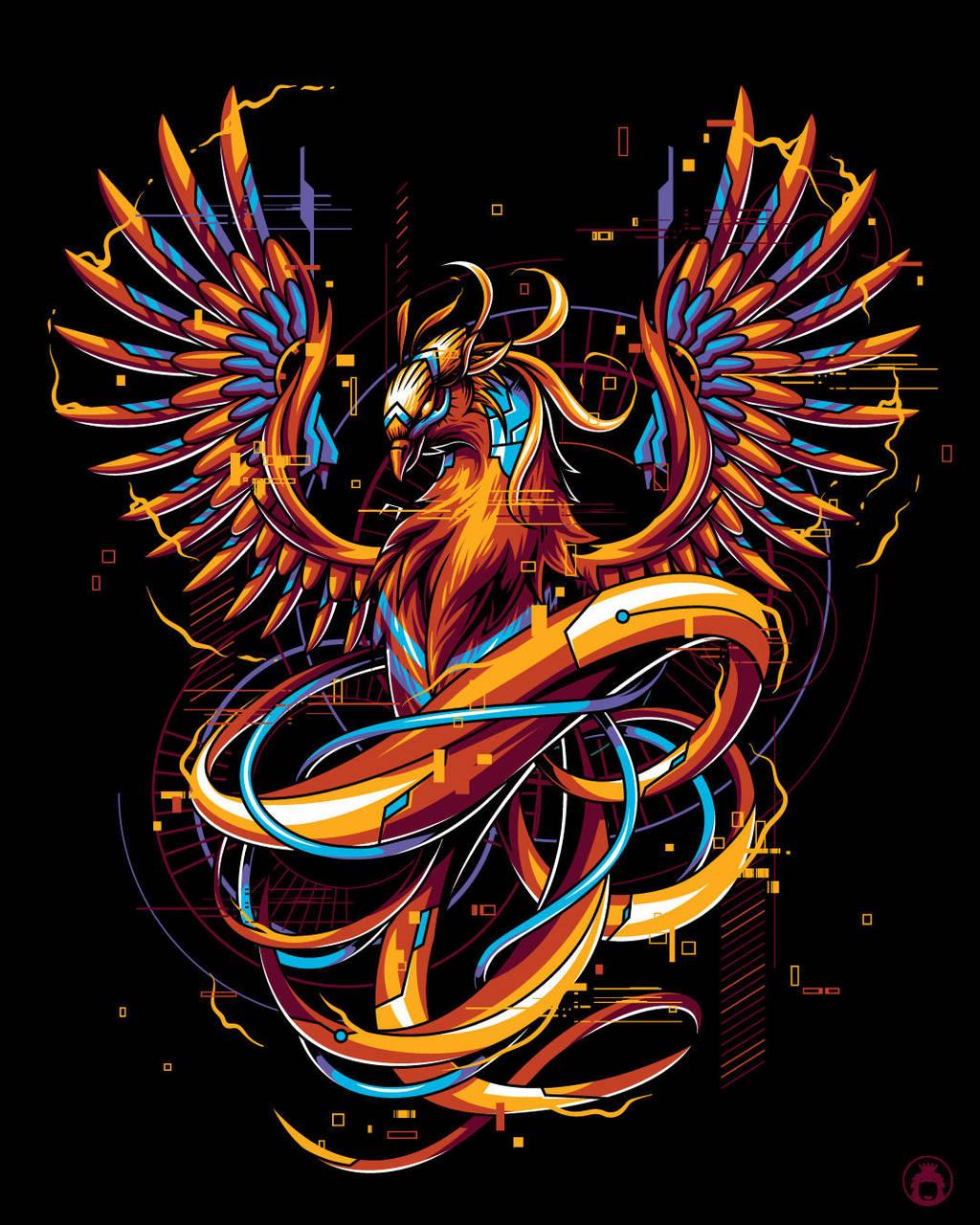 Phoenix by anggatantama