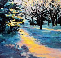 Impressionism Study by corelila
