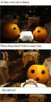 Sweet Tangerine V by cake-monsterr