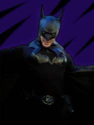 I'm Batman by moichita