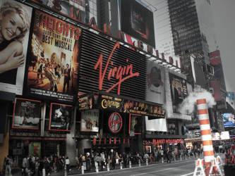 Times Square by moichita